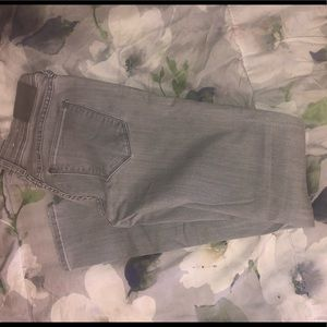 H&M Light grey denim jeans